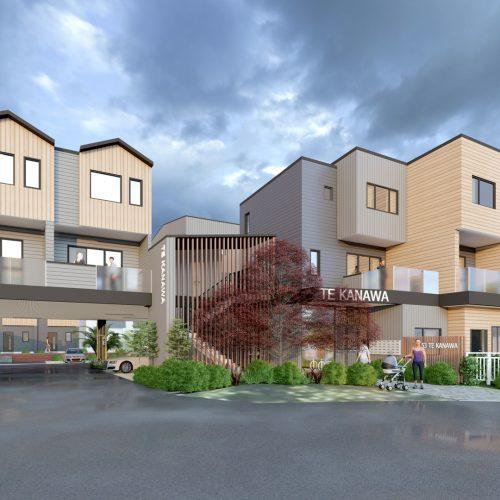 49-53 TeKanawa Crescent Development